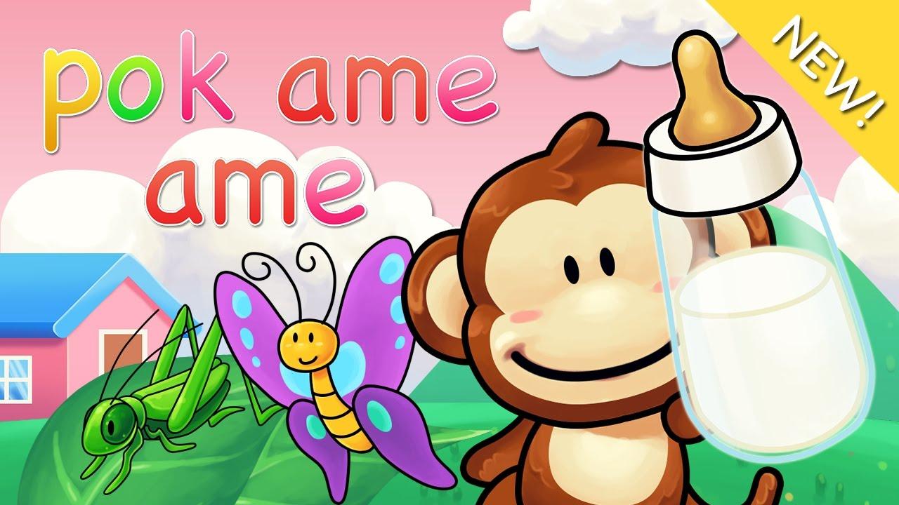 Download Lagu Anak Indonesia   Pok Ame Ame