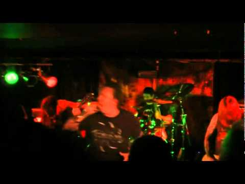 Fractured - Live At Refuel, Dunedin