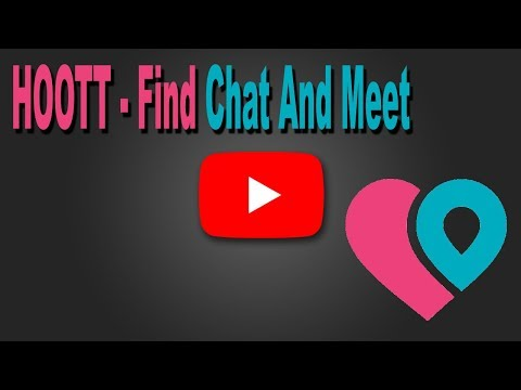HOOTT - Find Chat And Meet