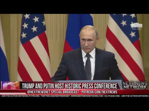 WATCH Putin SHUT DOWN this Liberal US reporter on Phony Dossier Allegations