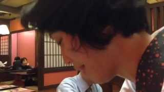 Hot  Japanese  milf  waitress