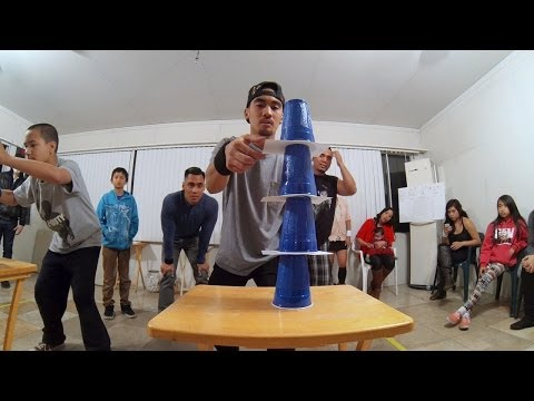 Minute to Win It: Yank Me (Head-to-Head)