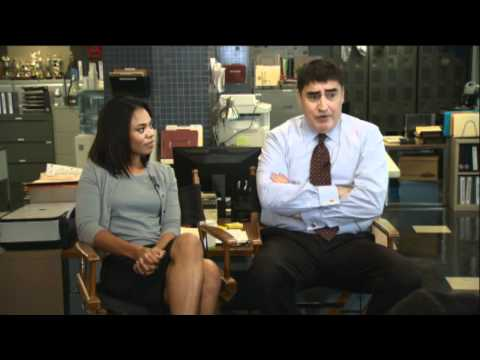 Law & Order: Los Angeles - Regina Hall and Alfred Molina Interview