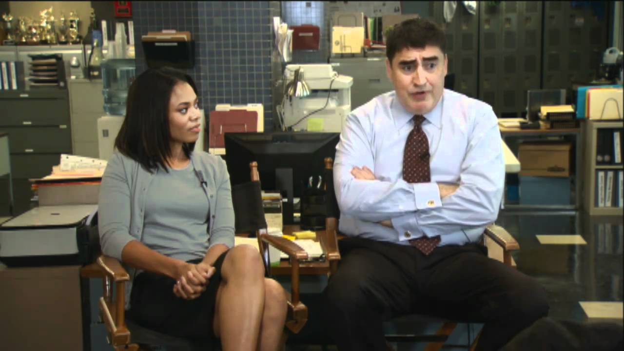 Download Law & Order: Los Angeles - Regina Hall and Alfred Molina Interview