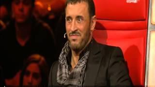 ستار سعد(موال البنت العربيه,العيون)  المرحله الربع نهائي ذا فويس موسم 2 يخببببل