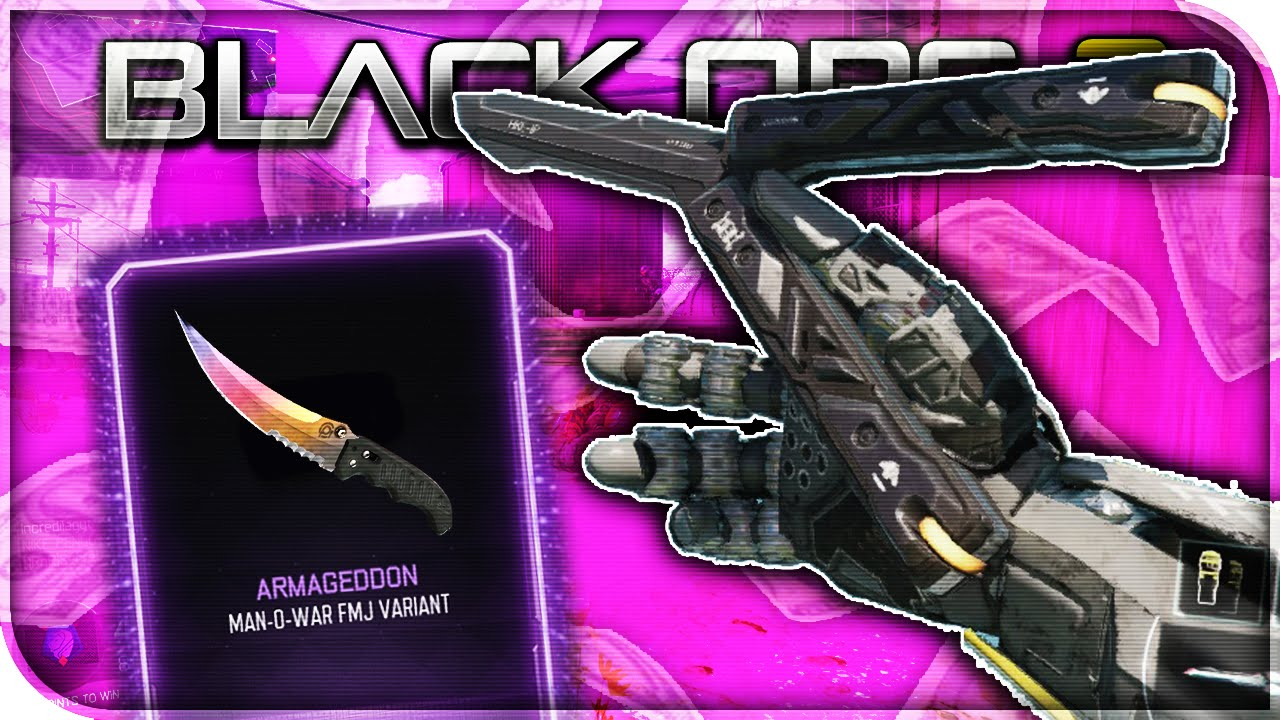 Butterfly Knife Gameplay How To Get The Butterfly Knife In Black Ops 3 Bo3 New Supply Drop Dlc Youtube