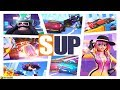 SUP Multiplayer Racing - New Cars/Upgrades Unlocked