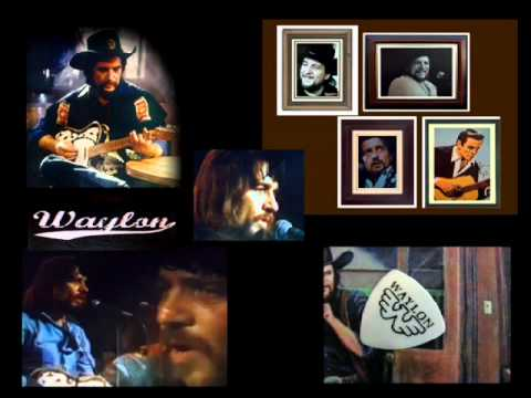 Waylon Jennings Friends in California Goin' Down Rockin'