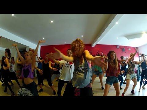AYA-DANCEHALL WORKSHOP - SPECIAL GYAL EDITION - CHOREO ON VYBZ KARTEL MAMACITA