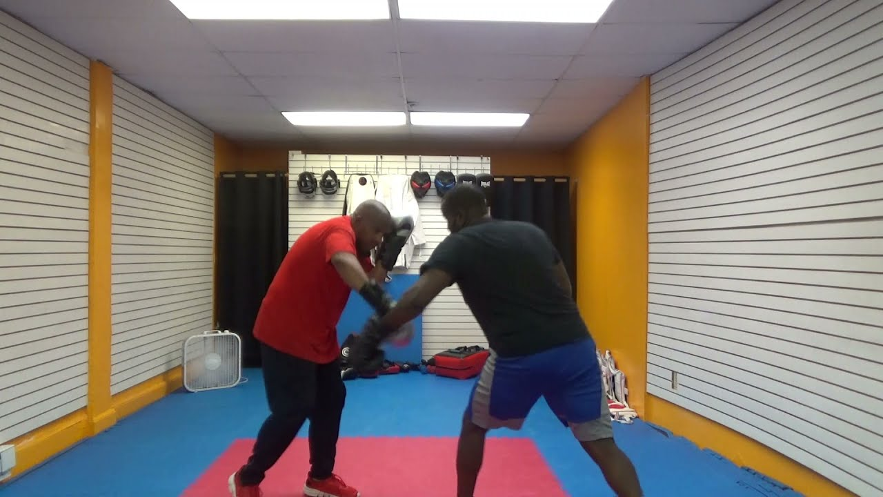 8  MINUTE BOXING DEFENSE ROUND! 51 YEARS IN BOXING! STILL TRAINS WITH HIS STUDENTS!