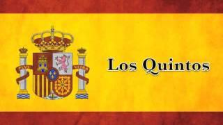 Marchas Militares de España - Los Quintos (La Bejarana)