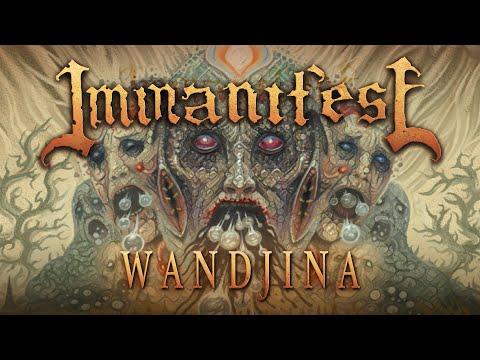 IMMANIFEST - Wandjina [NEW SONG STREAM 2019]