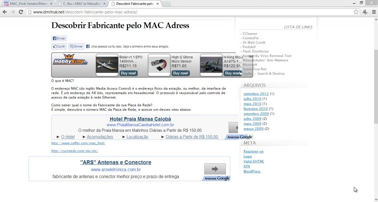 como localizar um celular pelo mac