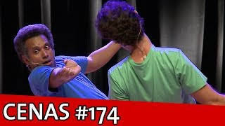 CENAS IMPROVÁVEIS #174