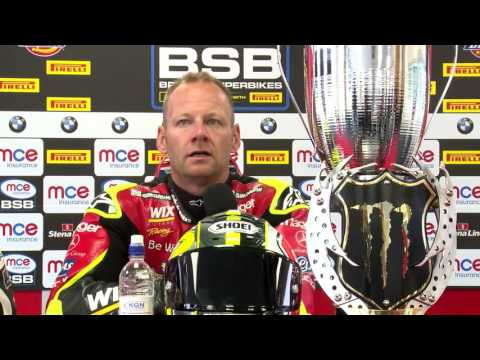 2017 RD6 MCE British Superbike Championship, Race 2 Press Conference
