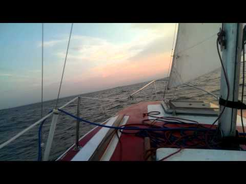 Sailing in Gravesend and Verrazano Narrows 2015