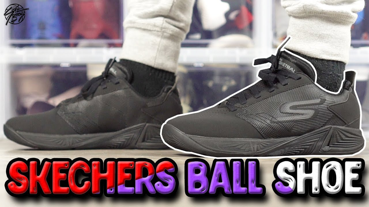 8a049e4c5a14 Unboxing + First Impression of the  30 SKECHERS GO Torch Basketball Shoe!