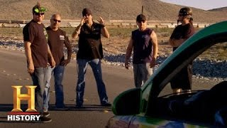 Counting Cars: How Are We Getting Home? | History
