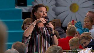 Introtävlingen i Lotta på Liseberg - Lotta på Liseberg (TV4)