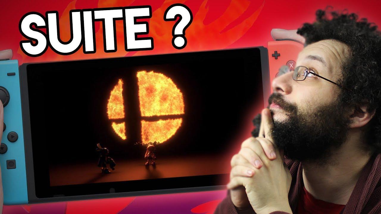Smash Bros. Switch : Portage ou Suite ? - Ermite VLOG