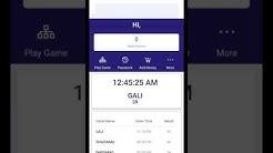 Play online gali desawar (PlayKwik app)