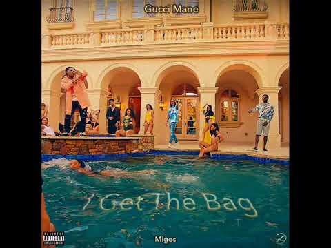 Gucci Mane - I Get the Bag (Instrumental)
