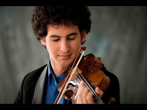 Itamar Zorman Brahms Concerto
