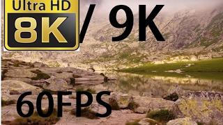 [FullUHD+] 8K 30FPS Slow motion High Tatras Terry hut or 9K (8196*4606, 3.2GByte) Slovakia