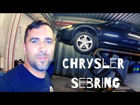 Chrysler Sebring Hibalista