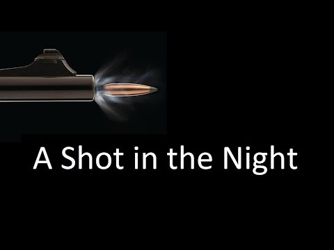 Learn English Through Story ► A Shot in the Night By Ridley Andrew