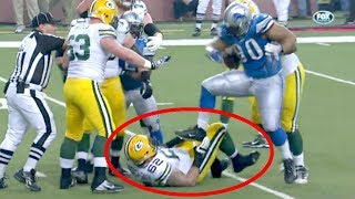 The 10 DIRTIEST Plays in Sports History