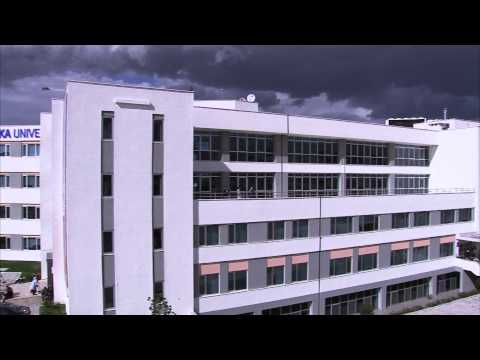 Epoka University - Video Presentation 2013 - Albanian