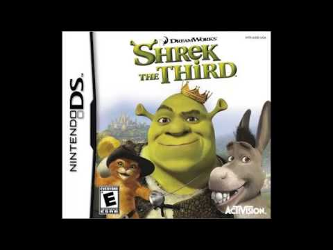 Shrek The Third Nds Ost Castle Siege Puss In Boots Version Youtube
