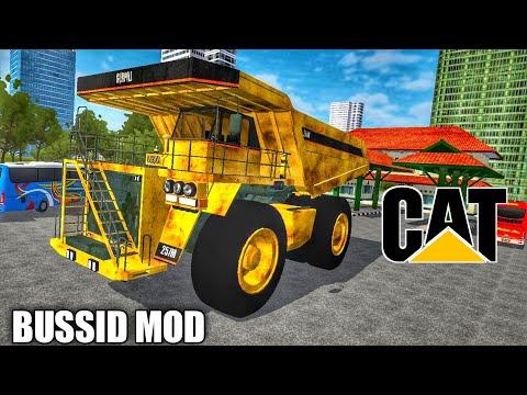 cat-biggest-dumptruck-mod-for-bus-simulator-indonesia-|-truck-mod-bussid-|-bussid-v3.3.3