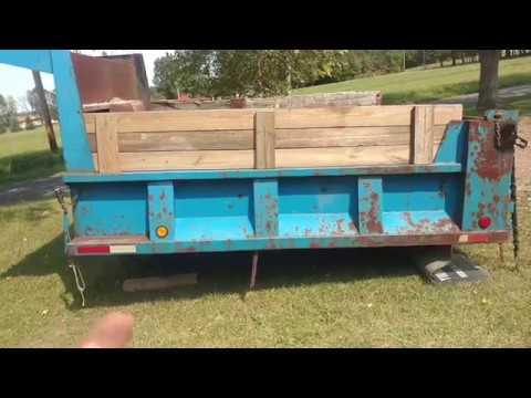 Part 3: Hefty Hoist Dump Kit Installation - YouTube