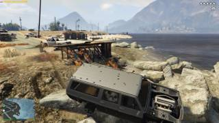 Repeat youtube video GTA 5 - War with Police