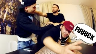 Freestyle battle 2.0 eskaliert | ksfreak vs krappi !!!