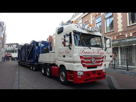Transport en opbouw KMG Flash - Denies / Kipp