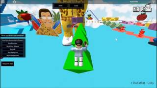 Roblox | CATCHING CRAB WITH PEN PINEAPPLE APPLE PEN | KiA Pham