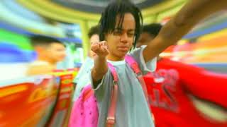 YBN Nahmir - Rubbin Off The Paint but every time he aims at the camera it gets more distorted