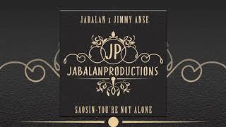 SAOSIN - You're Not Alone Cover EDM Version (JABALAN x JIMMY ANSE)