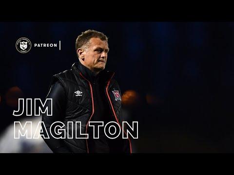 Jim Magilton Reaction | Waterford 0-3 Dundalk FC