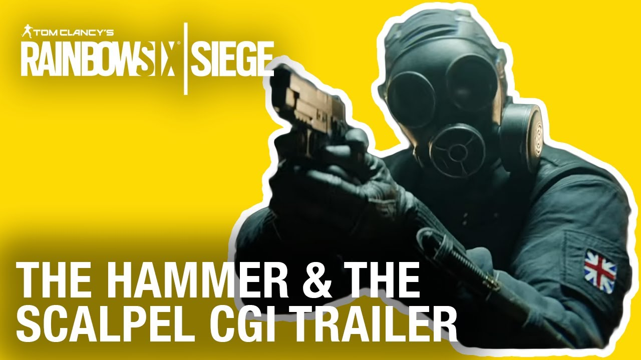 Download Rainbow Six Siege: The Hammer and the Scalpel | CGI Trailer | Ubisoft [NA]