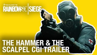 Download Rainbow Six Siege: The Hammer and the Scalpel | CGI Trailer | Ubisoft [NA] Mp3 and Videos