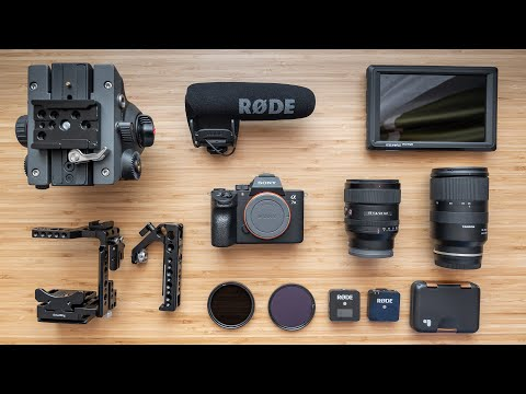 Sony A7III Video Rig | Lenses + Accessories 2019