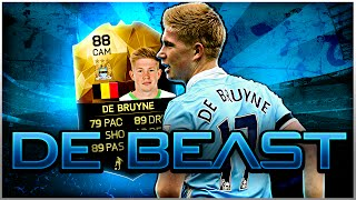 SIF DE BRUYNE THE HERO OF BELGIUM! FIFA 16 ULTIMATE TEAM