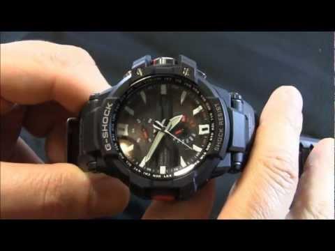 Casio G-Shock GW-A1000 Watch Review thumbnail