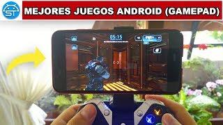 Top Mejores Juegos Android Compatibles con Gamepad (Shooter, Carreras y Accion)   SaicoTech
