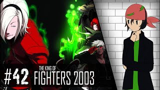 Camilo reseña - The King of Fighters 2003 (Arcade)
