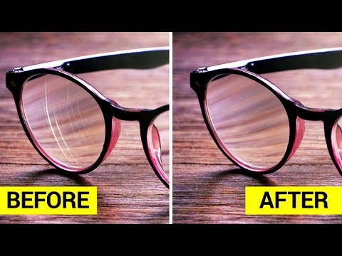 DIY Eyeglass Cleaner Solution Recipe To Make Eyeglass Cleaner Properly That Are Cloudy